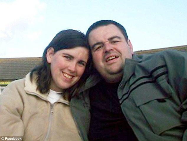 David Hinton - right - died in car crash