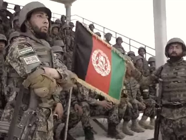 'Afghan National Army Spits Hot Fire' in Official Rap Video