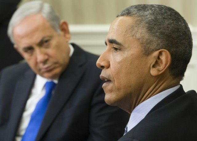 Obama and Netanyahu have had a rocky relationship, worsened by the Israeli leader's strident opposition to the Iran nuclear deal
