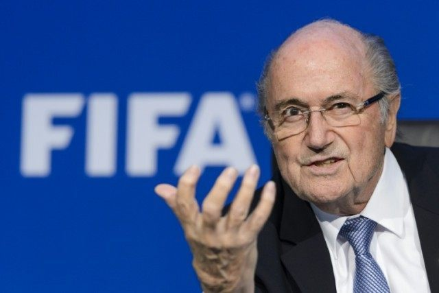 French authorities have searched the Paris offices of the French Football Federation in connection with Switzerland's criminal investigation targeting former FIFA president Sepp Blatter, the Swiss attorney general said Wednesday