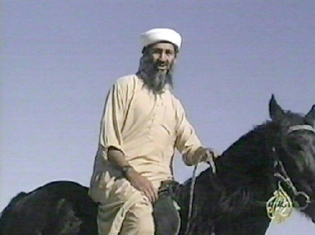 Late Al-Qaeda leader Osama bin Laden