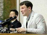 US student Otto Frederick Warmbier has been sentenced in North Korea to 15 years hard labour for crimes against the state