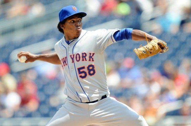 Jenry Mejia, formerly a pitcher for the New York Mets, tells The New York Times on March 5, 2016 that MLB officials were out to get him to make an example out of him