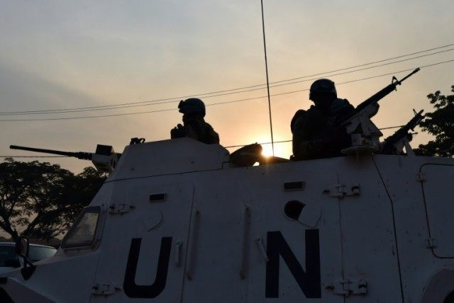 Two UN missions account for the majority of claims of sex abuse by peacekeepers: the MINUSCA force in the Central African Republic and MINUSCO in the Democratic Republic of Congo, but there were also cases in Ivory Coast and Mali