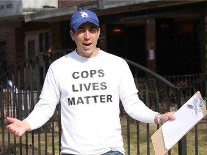 Satirist Ami Horowitz Asks New Yorkers if Police Target Black People