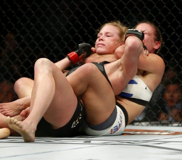 Miesha Tate, Holly Holm