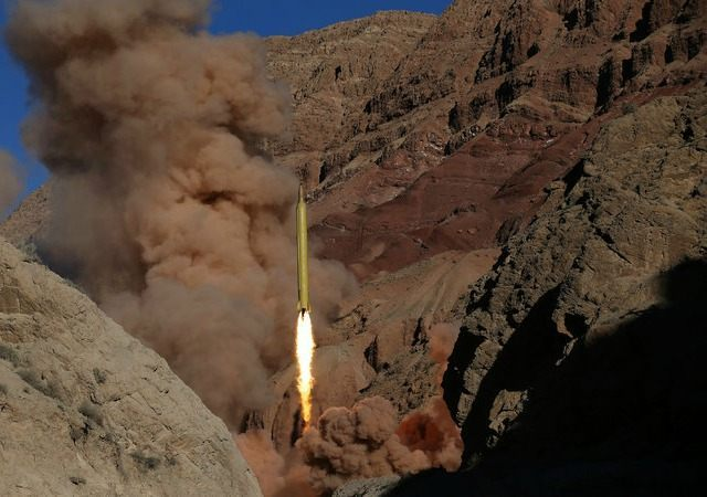 iran missile tests
