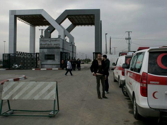 hamas Gaza-Egypt border