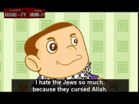anti-semitic television