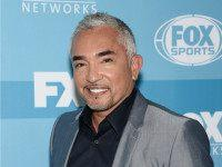 Cesar Millan arrives at the Fox Network 2015 Programming Upfront at Wollman Rink in Central Park on Monday, May 11, 2015, in New York. (Photo by Evan Agostini/Invision/AP)
