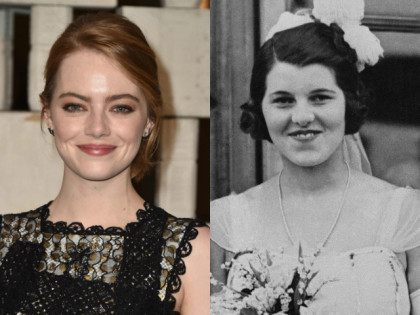 Emma Stone to Star as JKF's Lobotomized Sister Rosemary in Kennedy Film