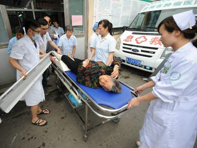 hospital china
