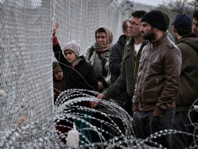 Not a single migrant has entered Macedonia for the past …