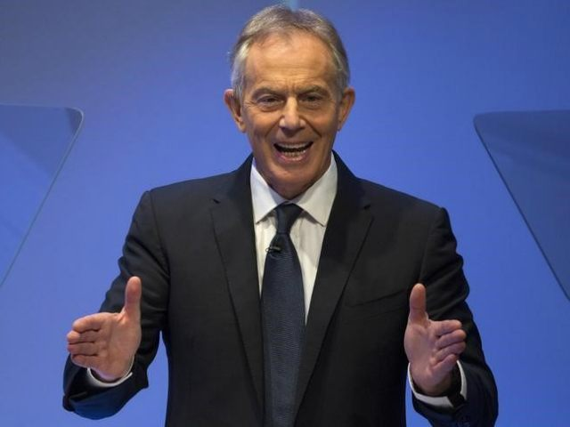 LONDON (Reuters) - Former British Prime Minister Tony Blair said …