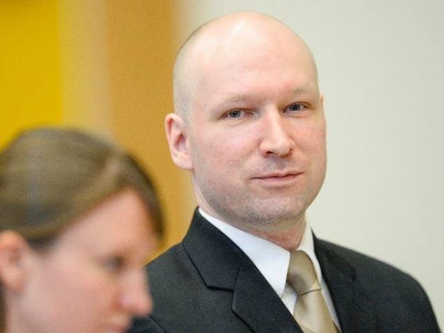 Right-wing extremist Anders Behring Breivik, who killed 77 people in …