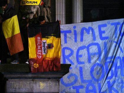 Tough talk and flag-waving patriotism have been rare in Belgium …
