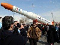 ballistic missile iran