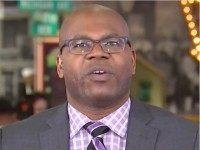 MSNBC's Johnson: Huge Difference Between BLM Holding Signs, Armed Insurrectionists Beating Police