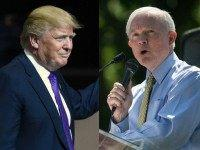 Donald Trump Continues Criticism of Jeff Sessions Amidst Replacement Rumors