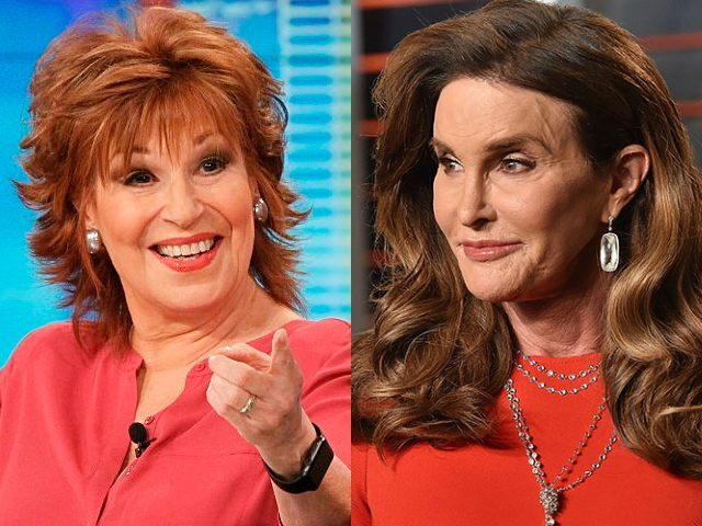 'The View': Joy Behar Compares Bruce Jenner Supporting Ted Cruz to 'Jews for Hitler'