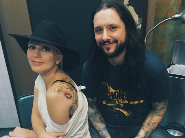 Lady Gaga and Sexual Assault Survivors at Oscars Get Matching Tattoos