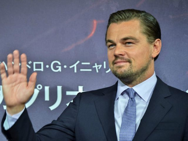 Leonardo DiCaprio attends the press conference for 'The Revenant' at the Ritz Carlton on March 23, 2016 in Tokyo, Japan./picture alliance Photo by: Kento Nara/Geisler-Fotopress/picture-alliance/dpa/AP Images