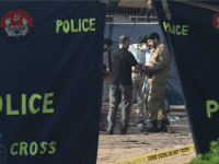 The toll from a suicide blast in Pakistan's Lahore rose to 69, officials said on March 28, as authorities hunted for the 'savage inhumans' behind the attack in a park packed with Christian families celebrating Easter Sunday.