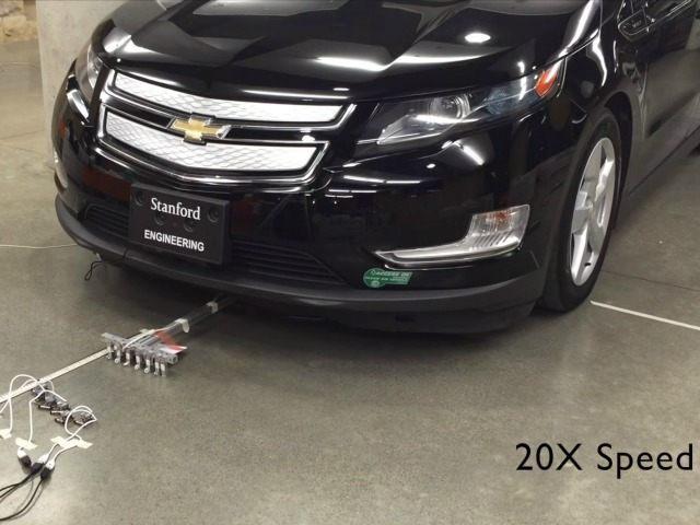 microbots-towing-car
