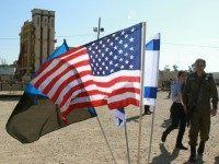 U.S. israeli military cooperation
