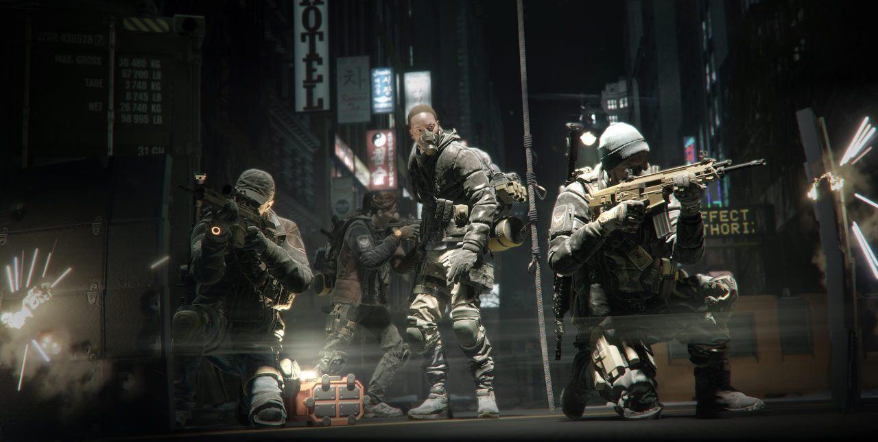 the-division-squad