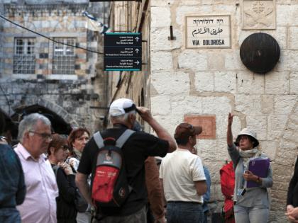 BDS Fail: Jerusalem Named World's Fastest-Growing Tourist Destination