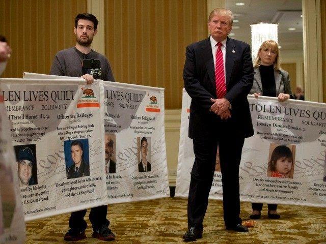 trump-victims-families-AP Jae C. Hong