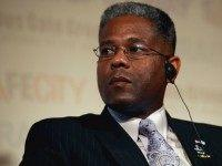 Allen West, a former U.S. Army lieutenant colonel who has been touted as a possible Republican presidential challenger and is a candidate for the United States Congress in Florida's District 22, attends a homeland security conference on December 1, 2009 in Tel Aviv, Israel. West, who resigned from the army …
