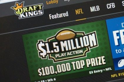 FanDuel and DraftKings said they reached an agreement with the National Collegiate Athletic Association to end fantasy sports contests at the conclusion of this weekend's basketball tournament