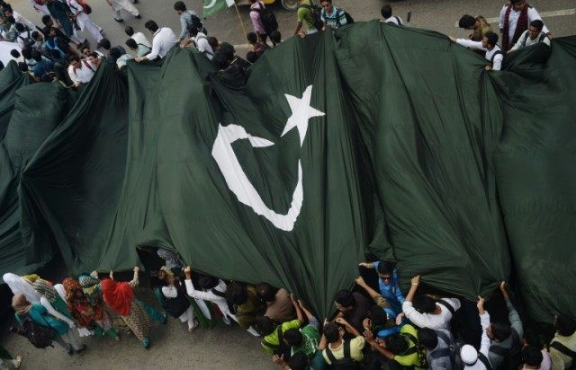 Christians make up around 1.6 percent of Pakistan's overwhelmingly Muslim population, with large settlements across major cities and around 60,000 in the capital, Islamabad