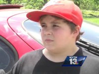 11-Year-Old Shoots Suspect, Leaves Him 'Crying Like a Baby'