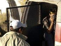 Border Patrol Southern Arizona
