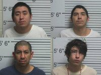 Authorities allege four men sexually assaulted a 9-year-old girl at a Utah home while her mother was in the garage smoking meth. Sheriff's officials say in court documents the assault occurred March 27 at a home in rural Uintah County, which borders Colorado. The Uintah County Sheriff's Office says the …