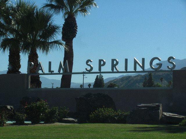 Palm Spring (Loren Javier / Flickr / CC)