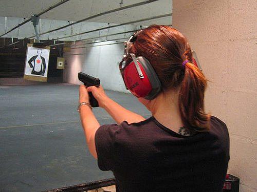 Gun range (Ratha Grimes / Flickr / CC)