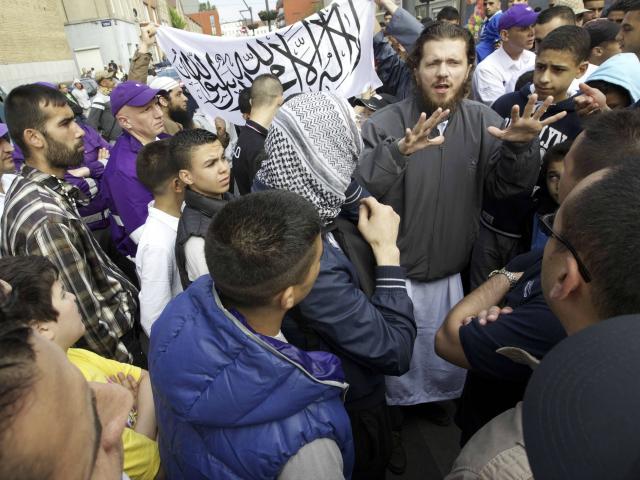 Muslim reactionaries