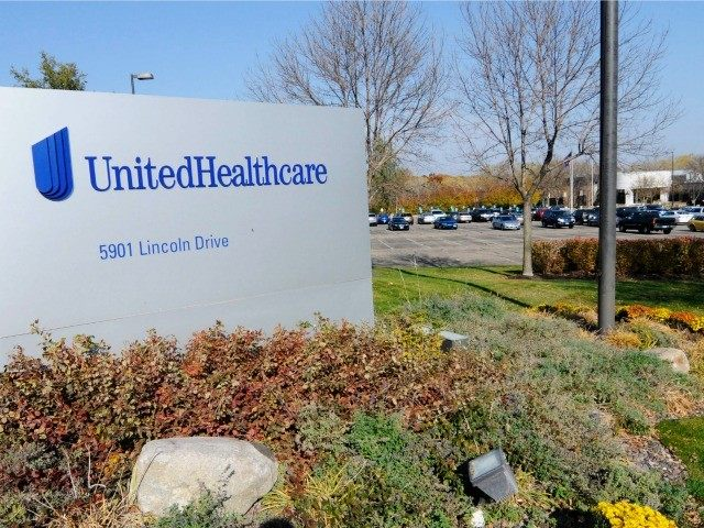 In this Tuesday, Oct. 16, 2012, photo, part of the UnitedHealth Group, Inc. campus is shown, in Minnetonka, Minn.