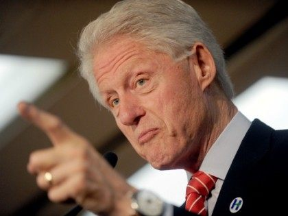 Bill Clinton: Investigation Into Hillary's Private Email Server Is 'A Game'