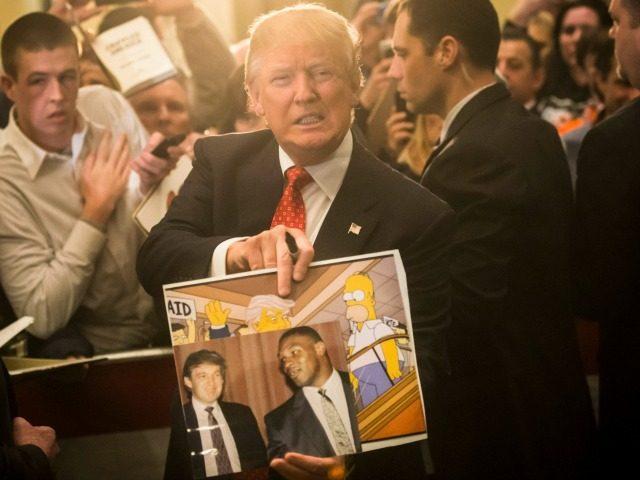 """Résultat de recherche d'images pour """"mike tyson vs donald trump"""""""