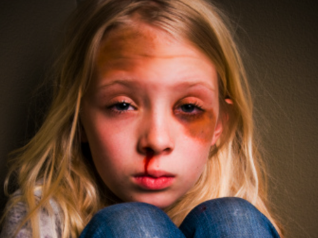 how to tell if a child is being abused
