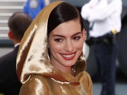 Anne Hathaway Reuters
