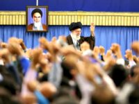 Ayatollah Khamenei Addresses Workers Reuters