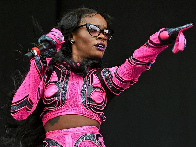 Azealia Banks Associated Press