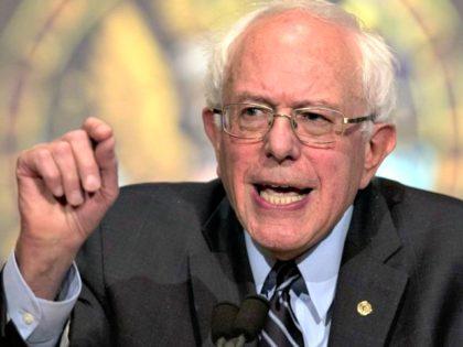 Bernie Sanders Georgetown AP