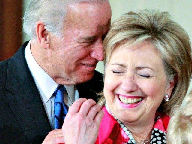 Biden and Hillary Reuters Jason Reid